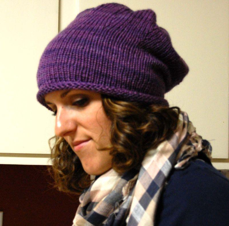 Felicity hat 1