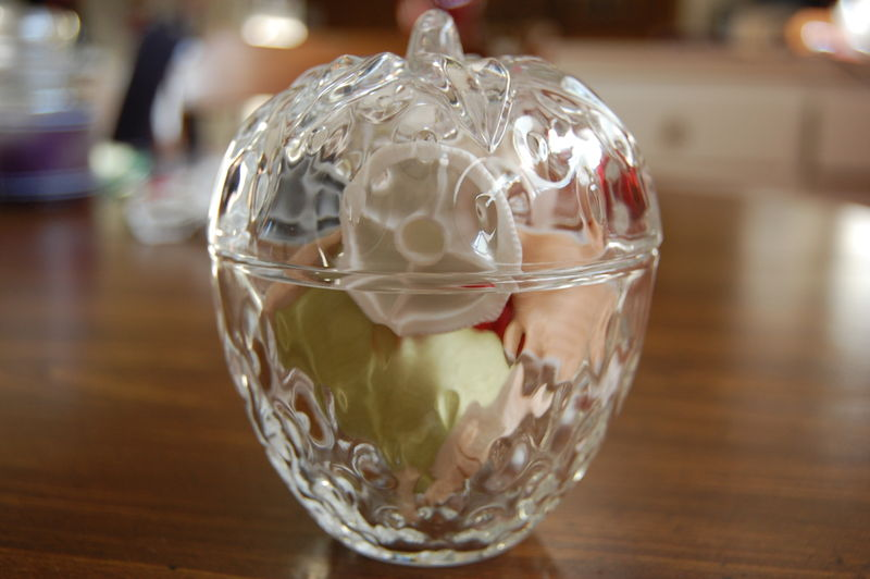 Strawberry jar 1