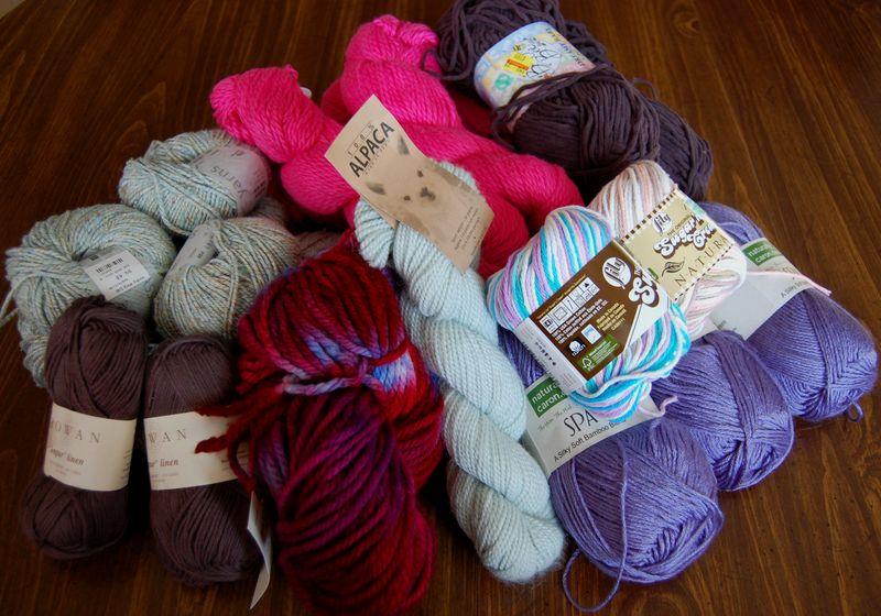 Yarn stash boost 1